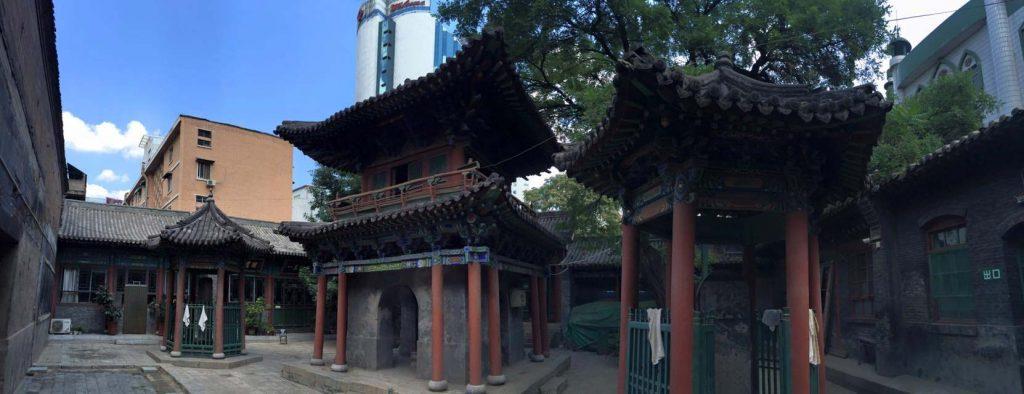 Taiyüen Cami Minaresi