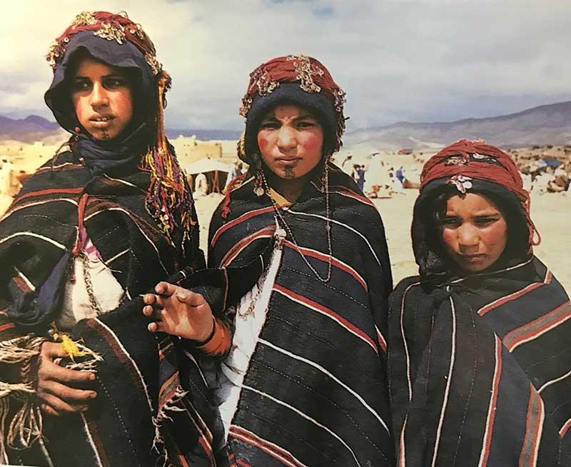 Berberi kızları