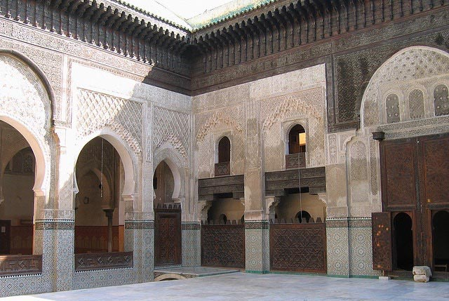 Bou İnal Medresesi, Fes