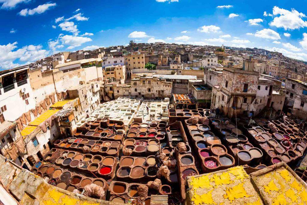 Çuawara: Fes'teki 1200 yıllık tabakhane
