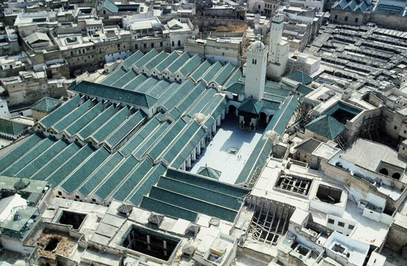 Fes - Karaviyyun Cami
