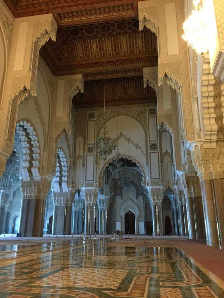 2. Hasan Caminin iç mekanı