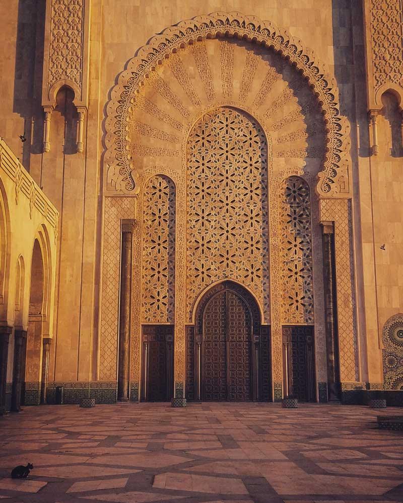 2. Hasan camisinin dış kapısı