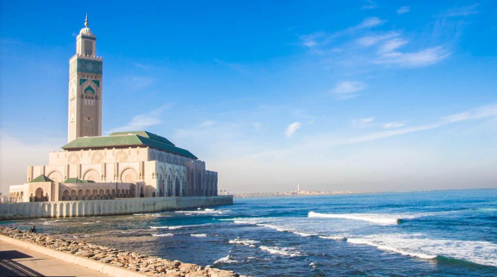 2. Hasan Cami ve Atlas Okyanusu