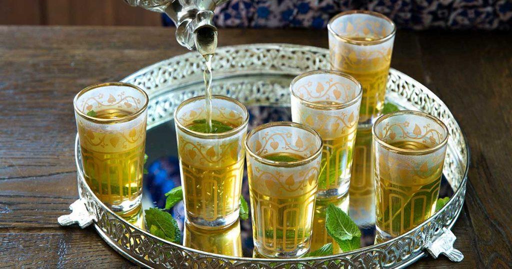 Morokko Nane çayı