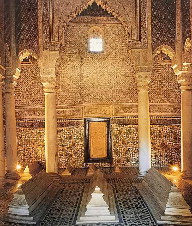 16. asırda Sadiler döneminden yapılmış mezarlar