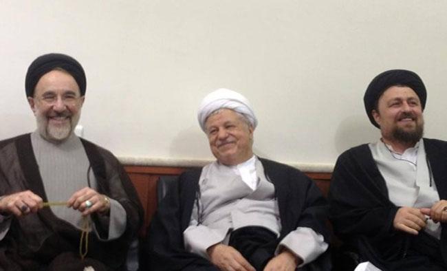 Hatemi, Rafsancani ve Hasan Humeyni