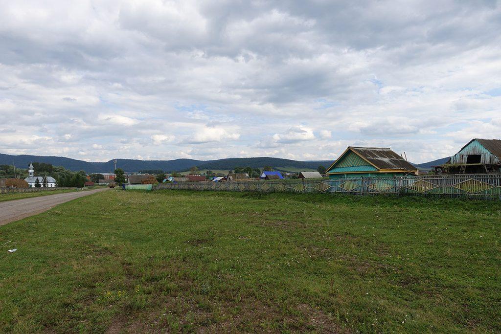 Gafuri Bölgesindeki Sait Baba köyü