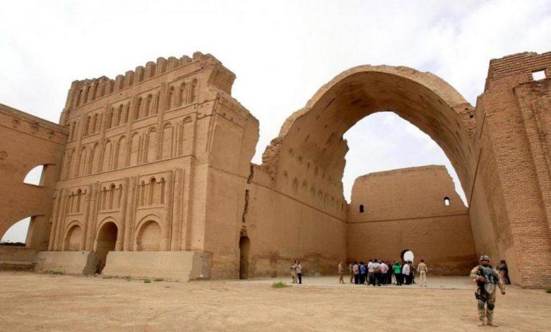 Medain- Tizfon'daki Kisra Sarayı