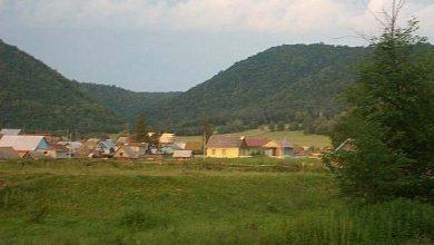 Başkurdistan Karanyılga Köyünde Bir Ev