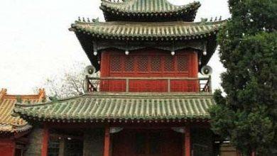 Çin – Cangzhou Cami